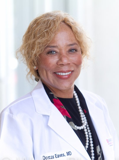 Marque Medical's Sports & Exercise Doctor Dorcas Eaves, M.D
