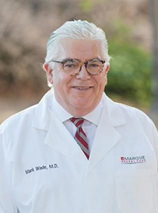 Head shot of Mark Wade at Marque Medical