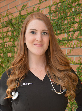 Head shot of Megan Goslee at Marque Medical