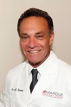 A headshot of ARNOLD KREMER, D.O. at Marque Medical.