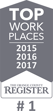 Banner Tag that says Marque Medical has been on of the top work places in 2015, 2016, and 2017.