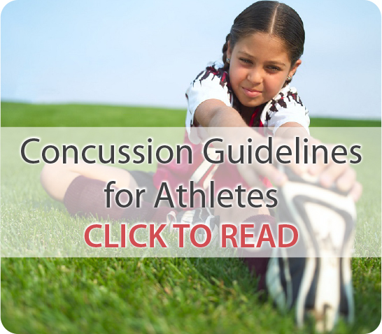 concussion guidelines for athletes