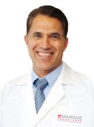 headshot of the doctor ALI PARSAEIAN, M.D