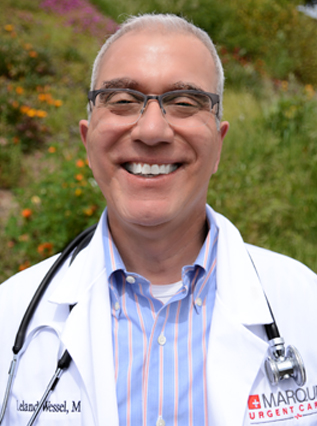 Head-shot of LELAND WESSEL, M.D.